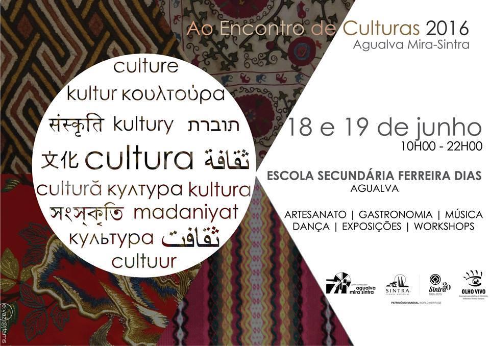 18, 19 Junho 2016 - Encontro de Culturas