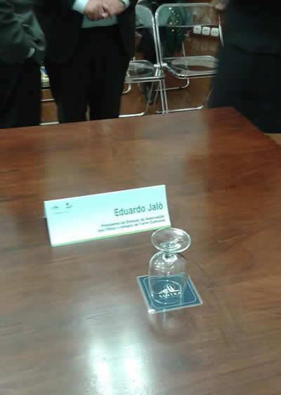 Protocolo de colaboração AFAFC e Camara Municipal de Sintra